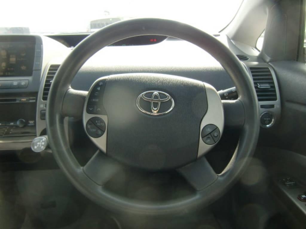 Used 2006 AT Toyota Prius NHW20 Image[8]