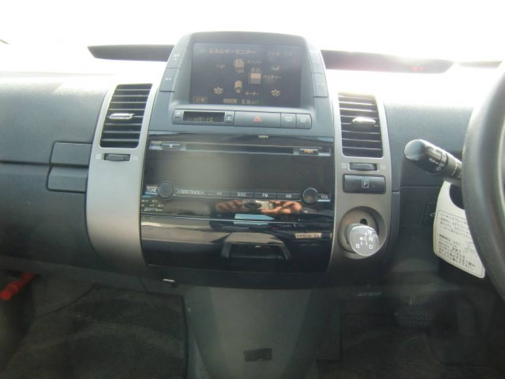 Used 2006 AT Toyota Prius NHW20 Image[9]