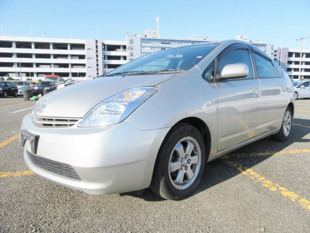 Used 2005 AT Toyota Prius NHW20
