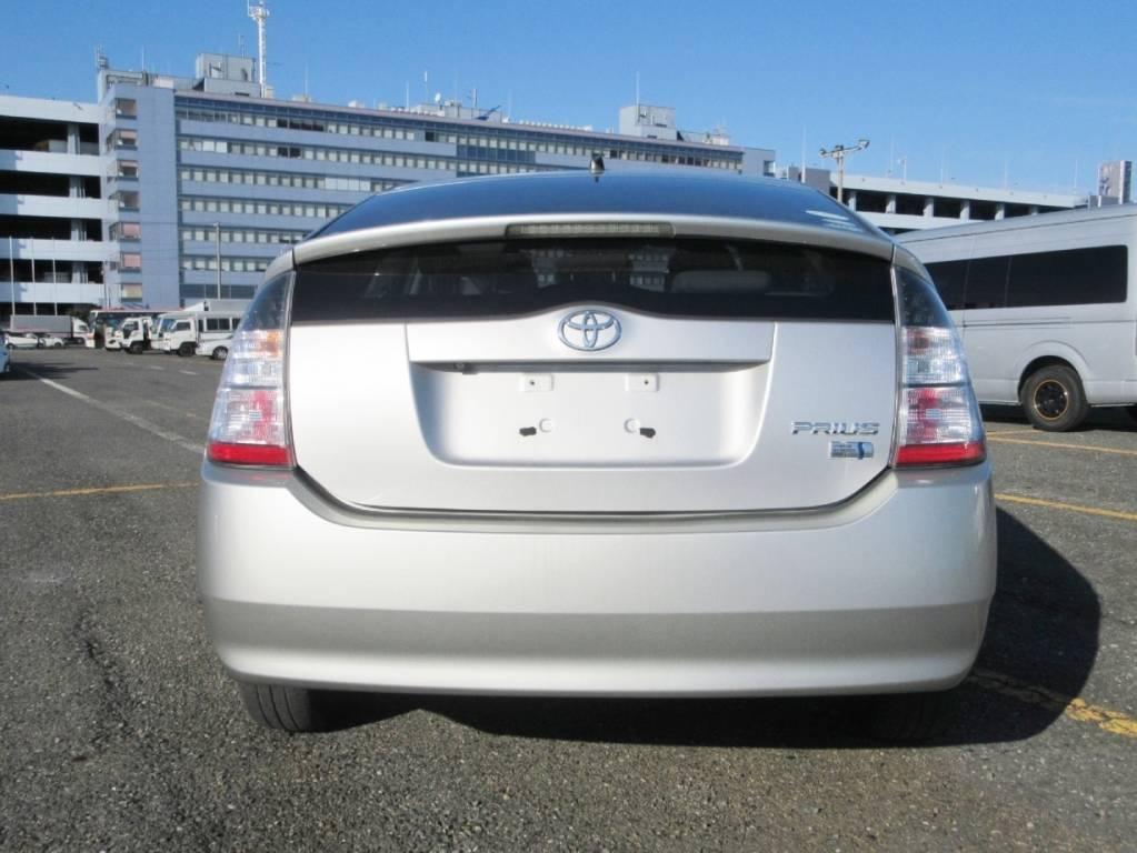 Used 2005 AT Toyota Prius NHW20 Image[6]
