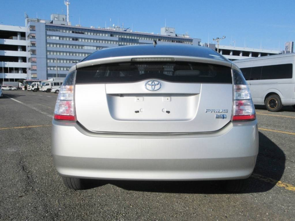Used 2005 AT Toyota Prius NHW20 Image[6]