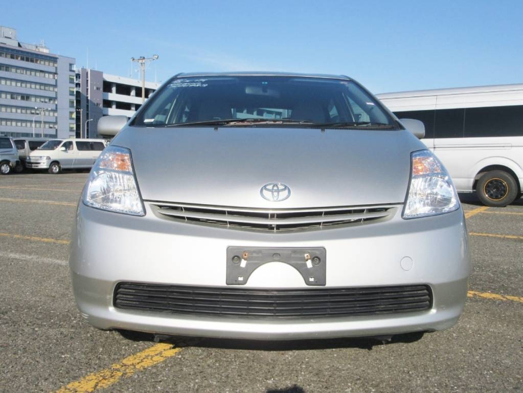 Used 2005 AT Toyota Prius NHW20 Image[8]