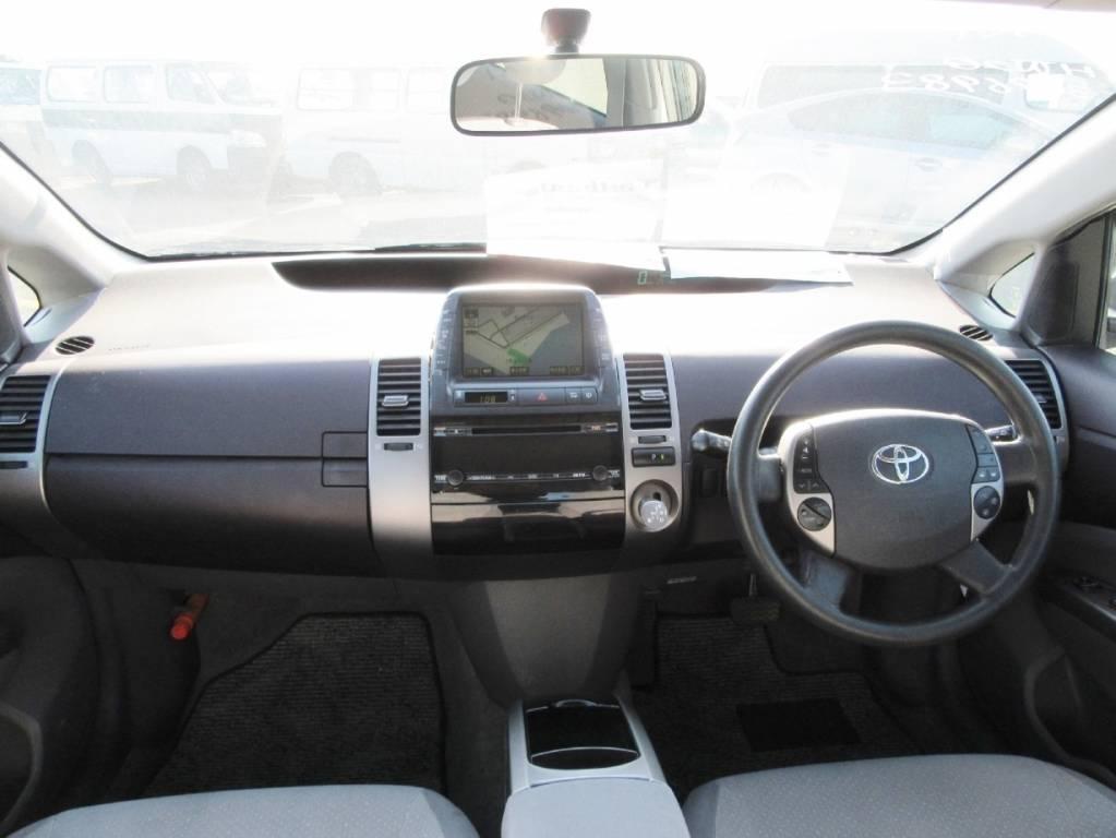 Used 2005 AT Toyota Prius NHW20 Image[16]