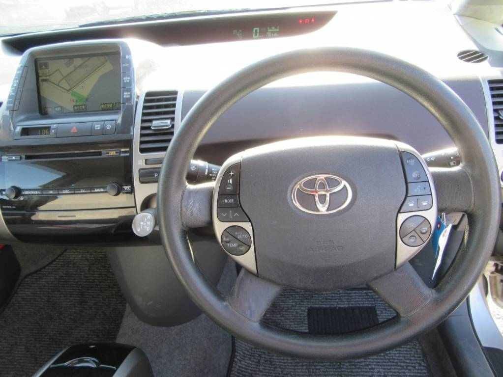 Used 2005 AT Toyota Prius NHW20 Image[17]