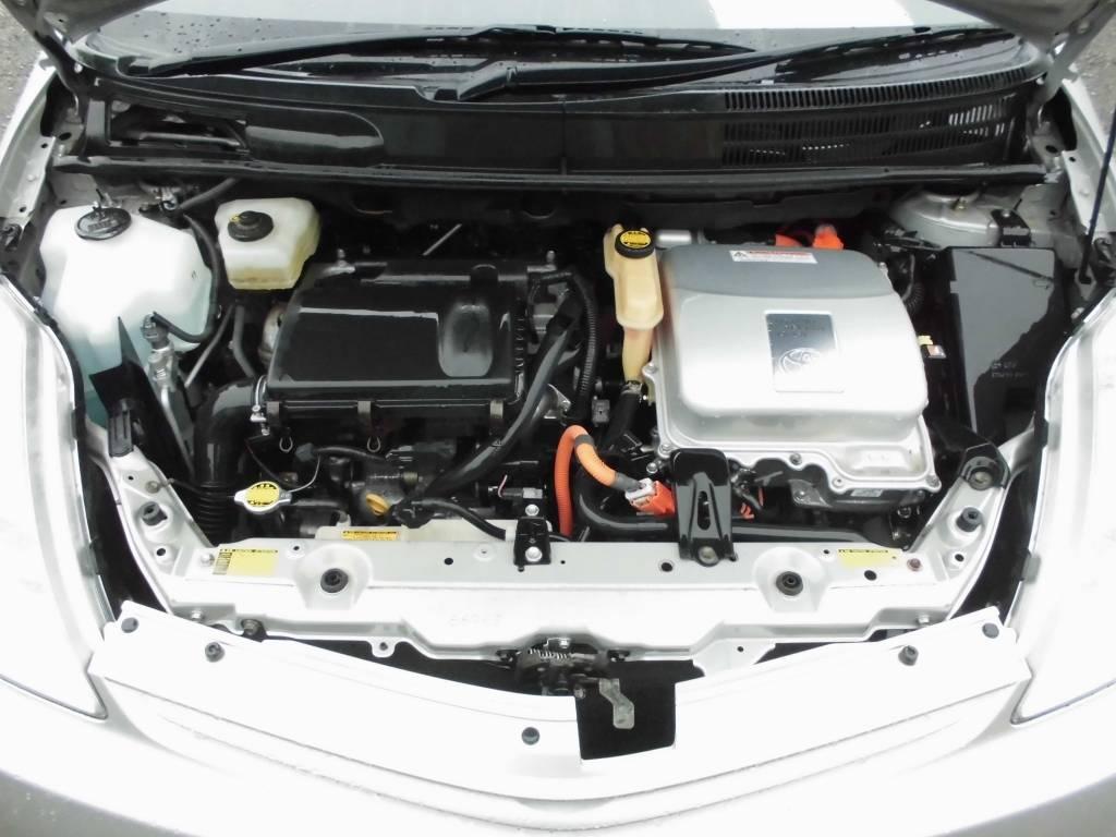 Used 2005 AT Toyota Prius NHW20 Image[23]