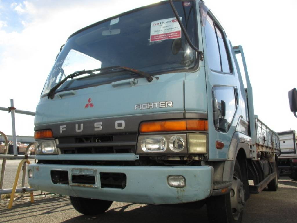 Used 1996 MT Mitsubishi Fuso Fighter FK619H Image[1]