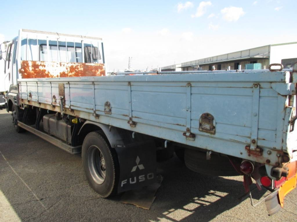 Used 1996 MT Mitsubishi Fuso Fighter FK619H Image[3]