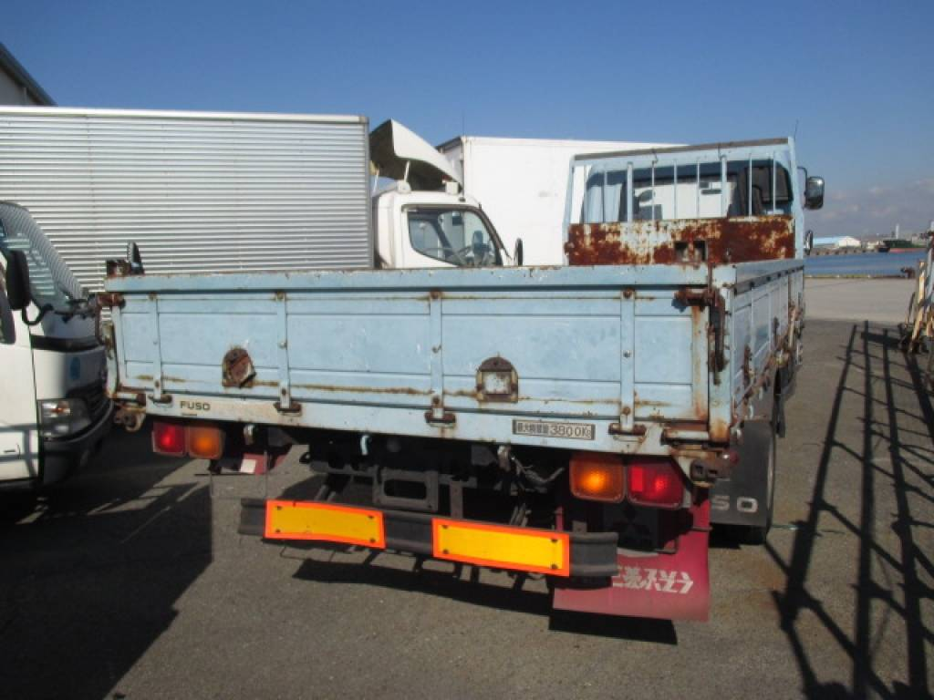 Used 1996 MT Mitsubishi Fuso Fighter FK619H Image[4]