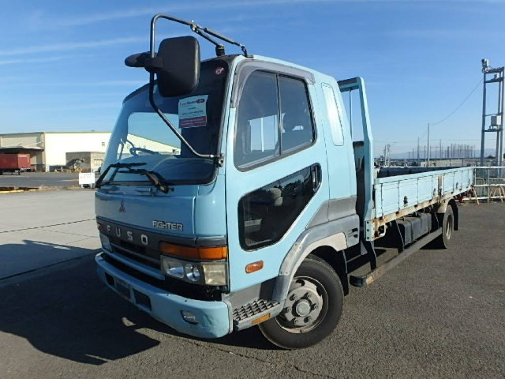 Used 1996 MT Mitsubishi Fuso Fighter FK619H