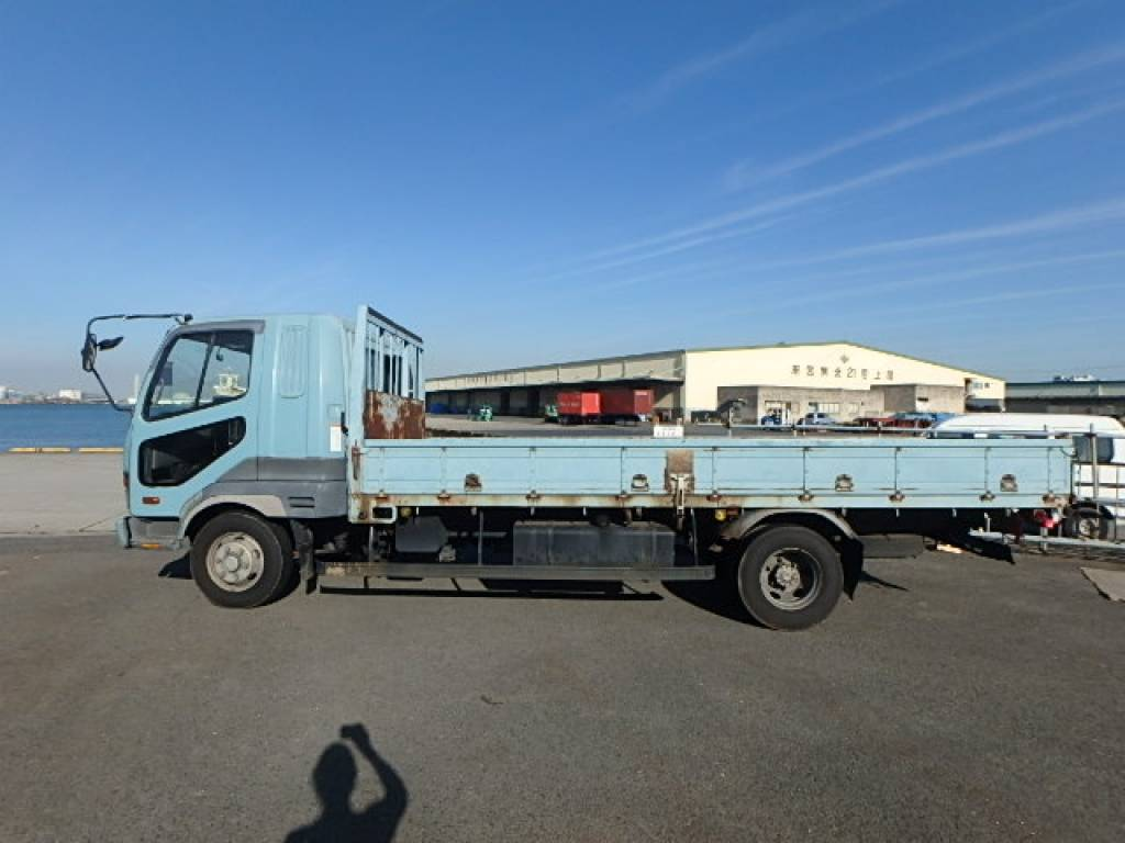 Used 1996 MT Mitsubishi Fuso Fighter FK619H Image[6]