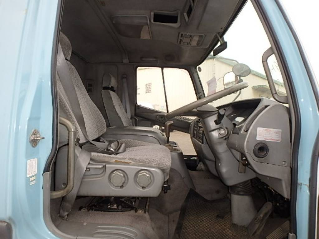 Used 1996 MT Mitsubishi Fuso Fighter FK619H Image[13]
