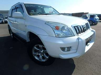 2002 AT Toyota Prado RZJ120W