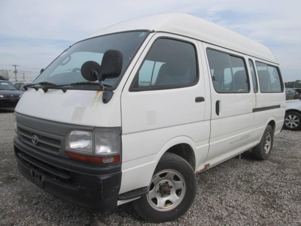 Used 2001 AT Toyota Hiace Van LH186B Image[1]