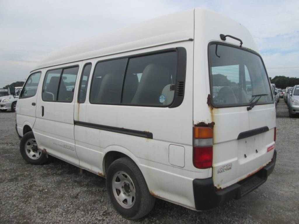 Used 2001 AT Toyota Hiace Van LH186B Image[3]