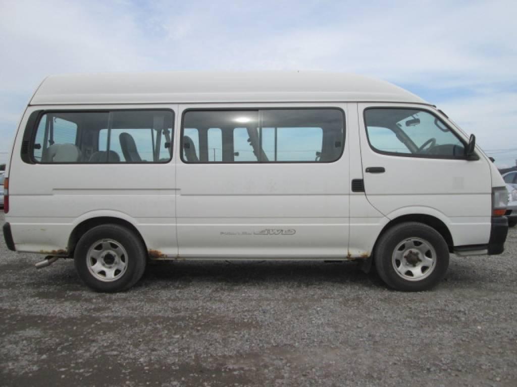 Used 2001 AT Toyota Hiace Van LH186B Image[4]