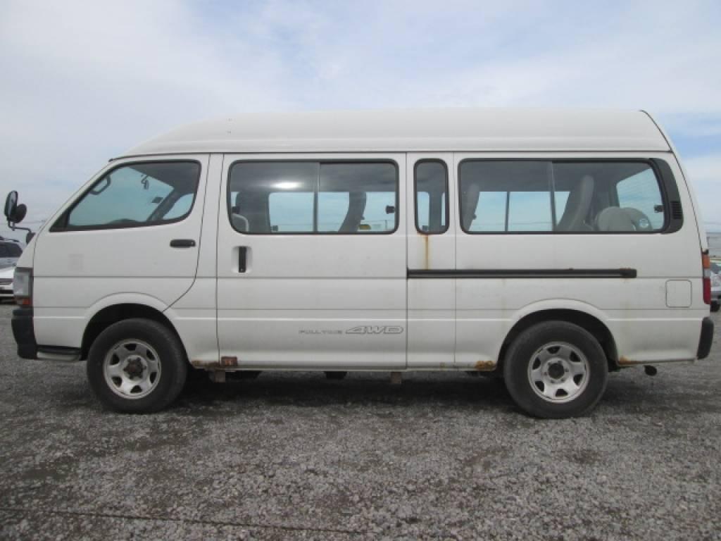 Used 2001 AT Toyota Hiace Van LH186B Image[5]