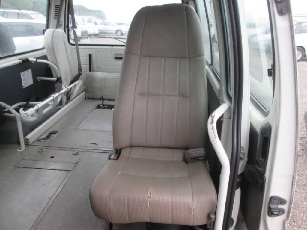 Used 2001 AT Toyota Hiace Van LH186B Image[8]