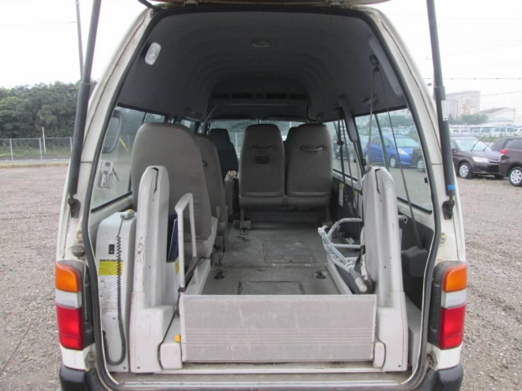 Used 2001 AT Toyota Hiace Van LH186B Image[9]