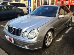 2002 AT Mercedes Benz E-Class GH-211065C