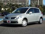 2007 AT Nissan Tiida DBA-C11
