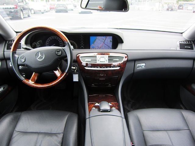Used 2007 AT Mercedes Benz CL-Class DBA-216371 Image[1]