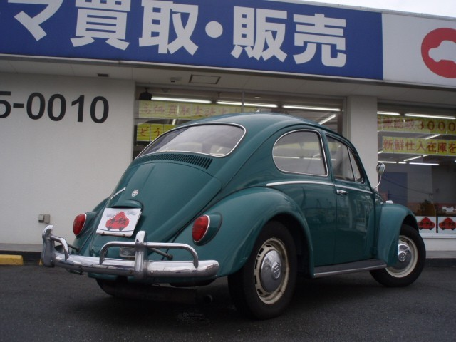 Used 1995 MT Volkswagen Beetle 不明 Image[2]
