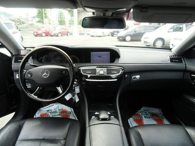 Used 2008 AT Mercedes Benz CL-Class DBA-216371 Image[1]