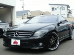 2008 AT Mercedes Benz CL-Class DBA-216371
