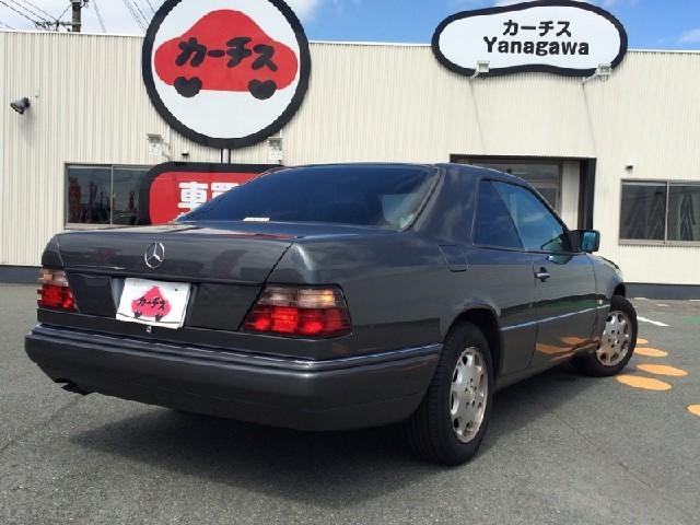 Used 1995 AT Mercedes Benz E-Class E-124052 Image[2]