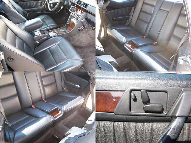 Used 1995 AT Mercedes Benz E-Class E-124052 Image[7]