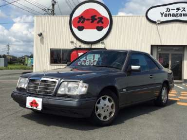 1995 AT Mercedes Benz E-Class E-124052