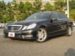 2012 AT Mercedes Benz E-Class DBA-212047C