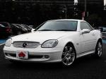 2003 AT Mercedes Benz SLK GH-170449