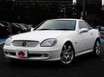 2003 AT Mercedes Benz SLK GH-170449