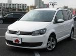 2012 AT Volkswagen Golf Touran DBA-1TCAV