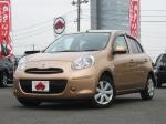 2010 CVT Nissan March DBA-K13