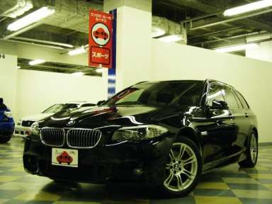 2011 AT BMW 5 Series DBA-MT25