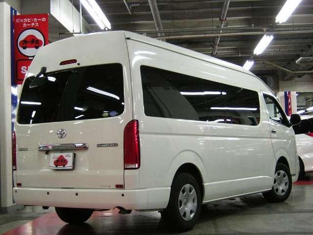 Used 2009 AT Toyota Hiace Van CBA-TRH224W Image[2]