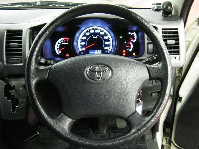 Used 2009 AT Toyota Hiace Van CBA-TRH224W Image[4]