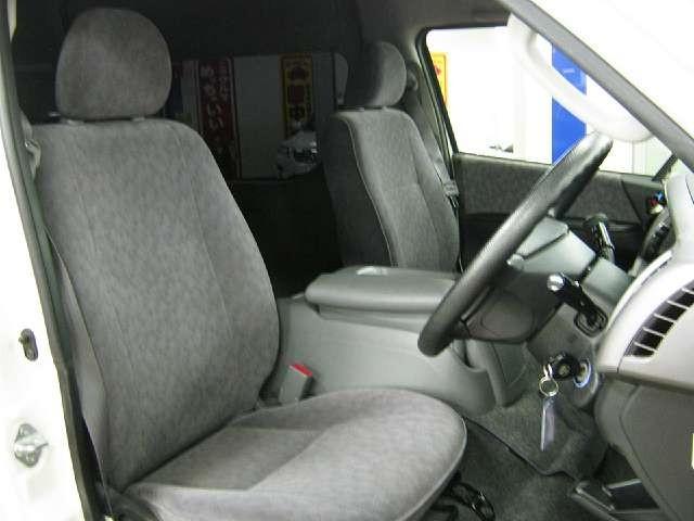 Used 2009 AT Toyota Hiace Van CBA-TRH224W Image[6]