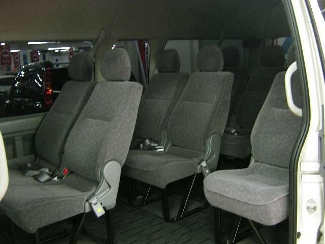 Used 2009 AT Toyota Hiace Van CBA-TRH224W Image[7]