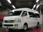 2009 AT Toyota Hiace Van CBA-TRH224W