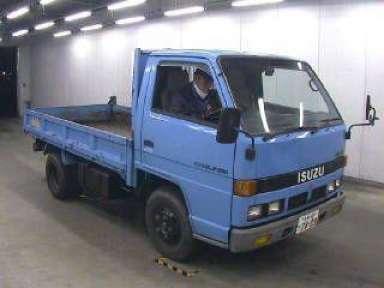 1989  Isuzu Elf Truck NKR58ED