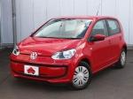 2012 AT Volkswagen up! DBA-AACHY