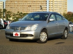 2007 AT Nissan Bluebird DBA-KG11