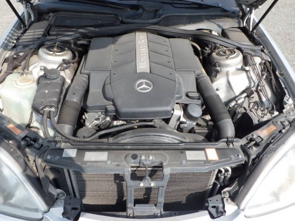 Used 1999 AT Mercedes Benz S-Class 220075 Image[12]