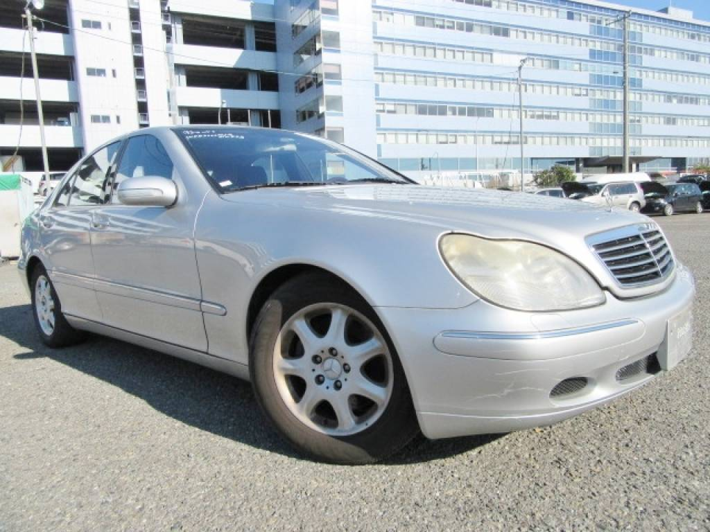 Used 1999 AT Mercedes Benz S-Class 220075 Image[13]
