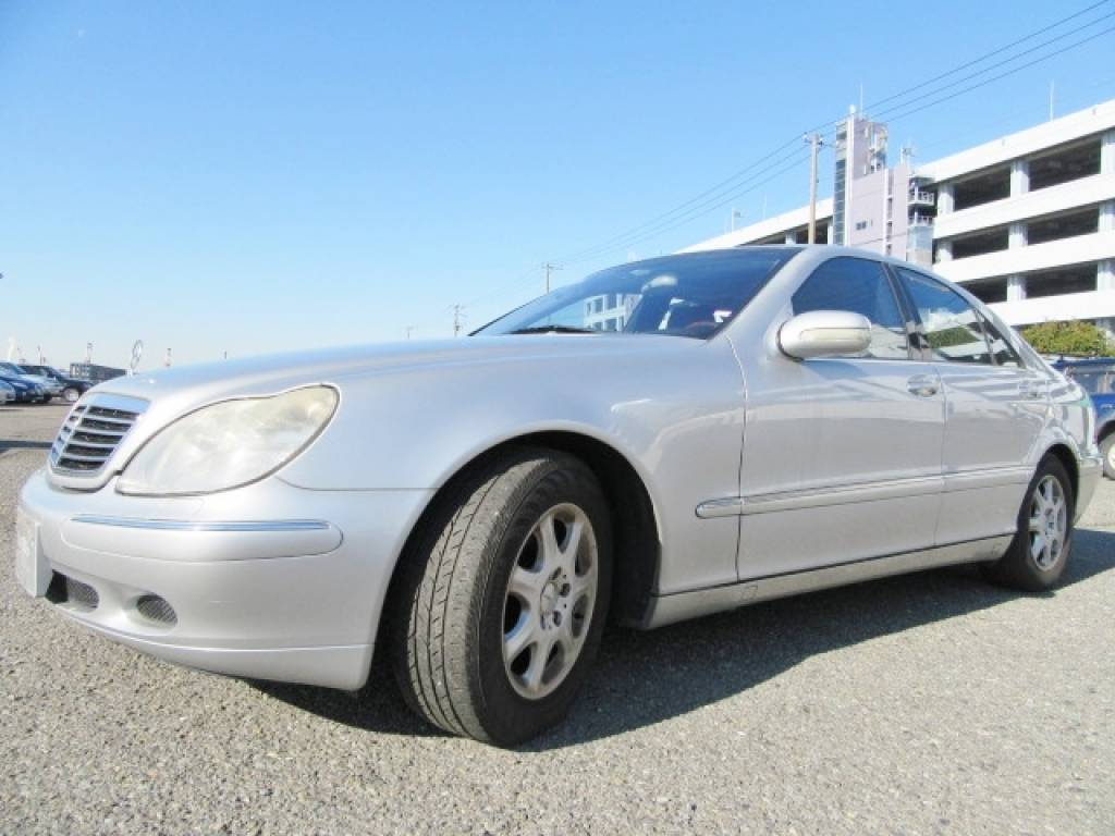 Used 1999 AT Mercedes Benz S-Class 220075 Image[15]