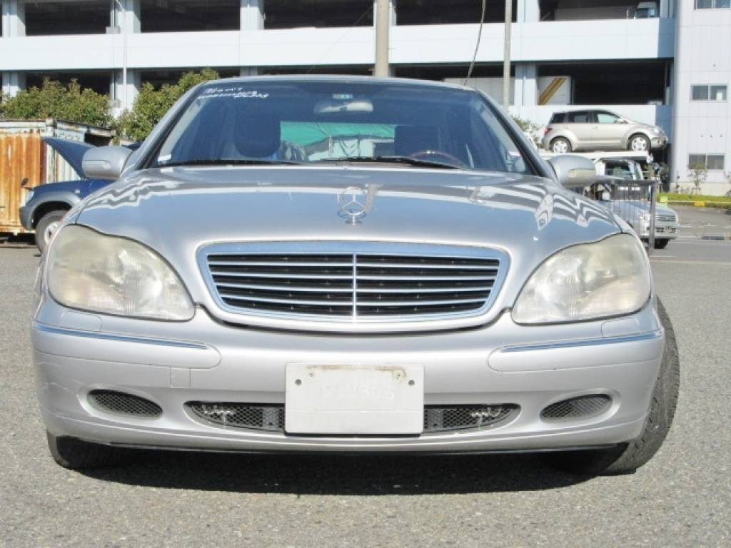 Used 1999 AT Mercedes Benz S-Class 220075 Image[17]