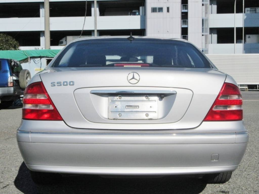 Used 1999 AT Mercedes Benz S-Class 220075 Image[18]
